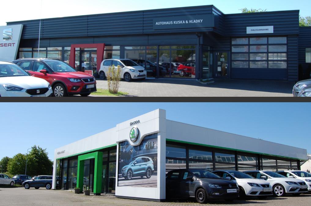 Seat, Cupra und Skoda Autohäuser in Bad Doberan